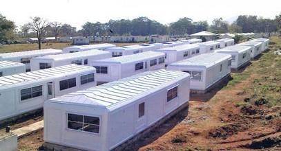 Karmod БҰҰ  Бітімгершілік үшін  Нигерияда лагерь құрды