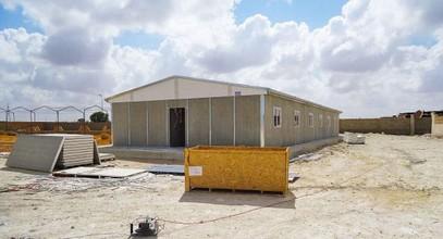 Ливияда мұнайды өндіруге арналған құрама құрылыс өндірісі аяқталды