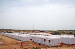 Сенегалда әкімшілік ғимараттың құрылысы аяқталды