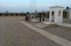 Кармод Құрама құрылысы Нигерияда әскери нысан жасады