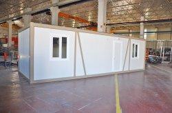 Блокты-модульдік ғимараттар контейнерлердің