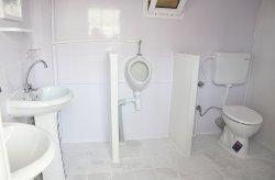 Туалет/ Душ Кабиналары