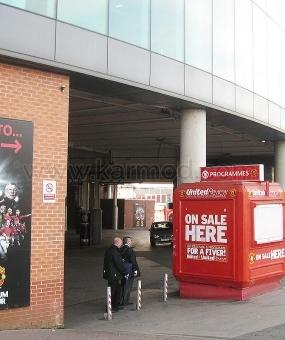 Кармод теперь и в Манчестере.