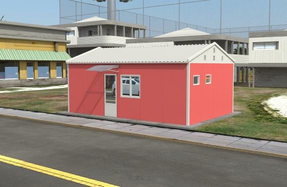 40 м² Офисы Быстровозводимые
