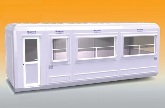 Евро кабина 270x750