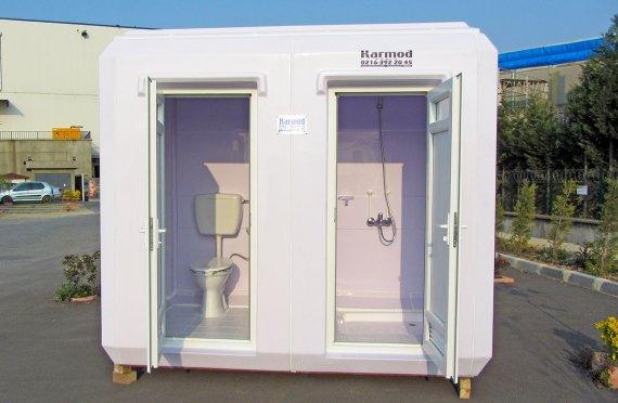 150x270 Туалетные и душевые модули