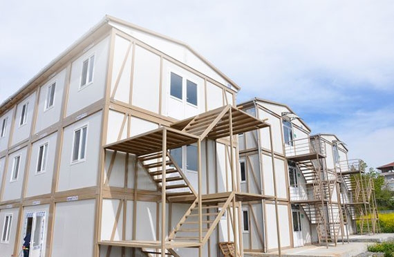Модульное временное жилье