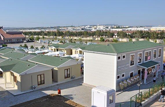 Быстровозводимые модульные общежития