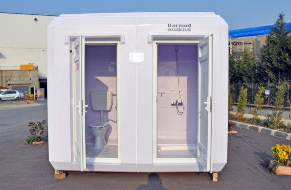 Мобильный туалетный модуль