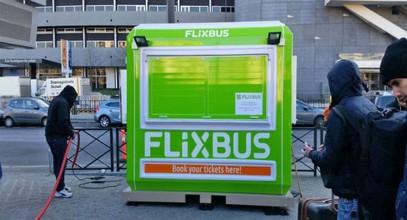 Билетные киоски Flixbus от Karmod