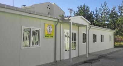 Кармод завершил проект строительства школы Анадолу
