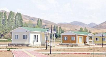 Проект «Скрытый сад» - быстровозводимый курортный поселок