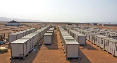 Мы создали строительные площадки для золотодобытчиков в Гвинее