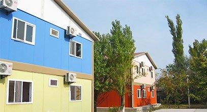 Проект курортного поселка Украина