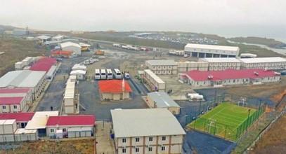 Строительные площадки 3-го аэропорта были завершены Кармодом