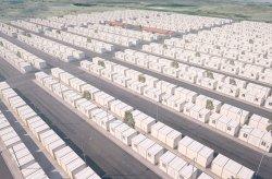 Проект контейнерного жилья для сирийских беженцев