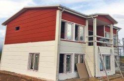 Кармод завершил проект металлокаркасного дома в Панаме