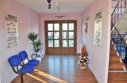 Медицинский реабилитационный центр для онкобольных и модульная гостиница