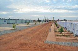 Завершено строительство административного здания в Сенегале
