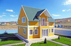 Металлокаркасные дома из лстк
