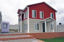 Модели каркасных домов