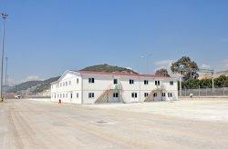 гостиница в вахтовом поселке тенгиз
