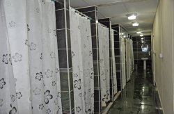 Фото туалетных и душевых модулей